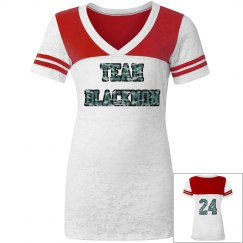 Blackmon Burnout Jersey T