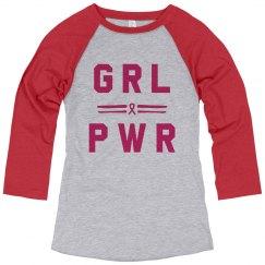 Girl Power Breast Cancer Awareness