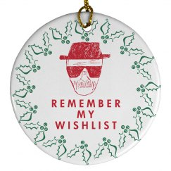 Happy Heisenberg Holiday