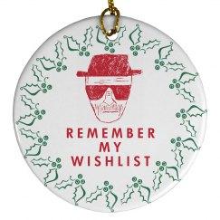 Happy Heisenberg Holiday