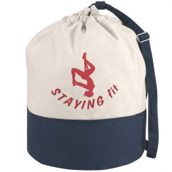 Stay Fit Duffle Bag