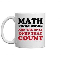 Professors That Count