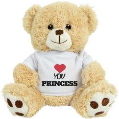 love you princess