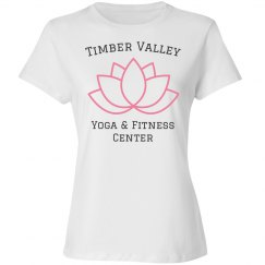 Timber Valley Yoga T