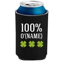 St. Patricks 100% Add Your Name