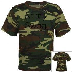 Camouflage Boy Swag