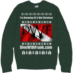 DWF Christmas Sweater