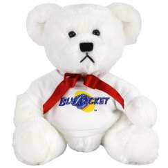 Blu Jacket Logo Medium Bear
