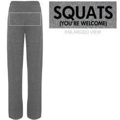 Yes, I Do Squats