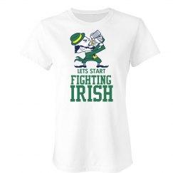 Lets Fight Irish