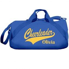 Olivia  Cheerleaders Bag