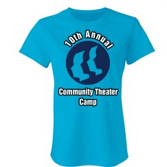 Community Theater Camp