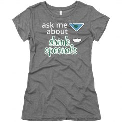 Ask About Specials