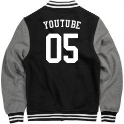 Youtube letterman jacket
