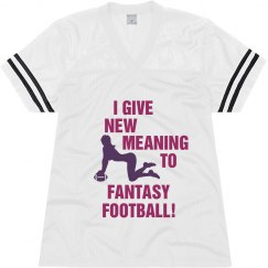 Football Fantasy Girl