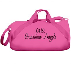Guardian Angels White Duffel bag