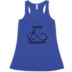Faith unsinkable