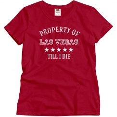 Property of Las Vegas