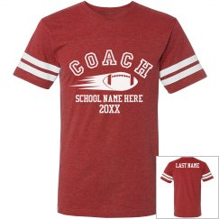 Custom Coach Jersey