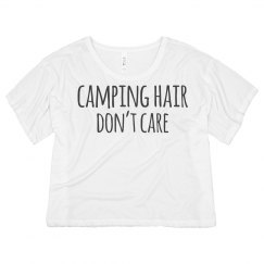 Camp Hair Don't Care Crop