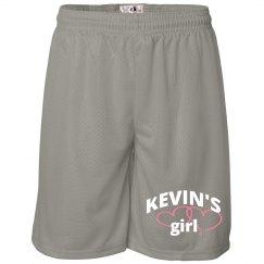 Unisex basketball shorts