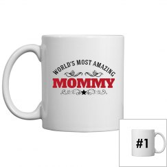 Most amazing mommy!