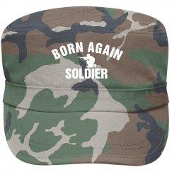Born again soldier