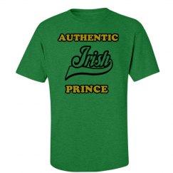 Authentic irish prince