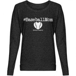 #Baseball Mom Pullover
