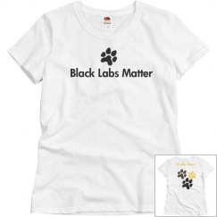 Black/All Labs Matter