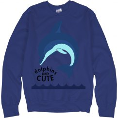 Dolphins Are Cute