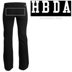 Black HBDA Yoga