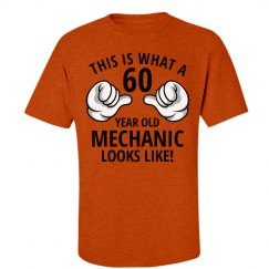 60 year old Mechanic