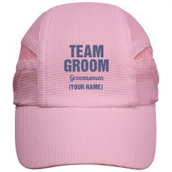 Team Groom Cap