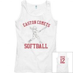 Comets Softball Mom
