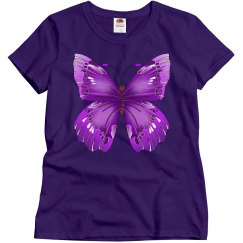 FMS Awareness Butterfly