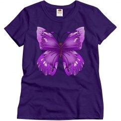 FMS Awareness Butterfly