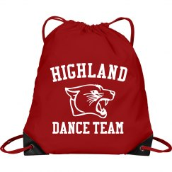 Highland Dance Team Bag