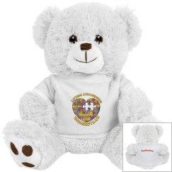 Autism Heart Puzzle Bear