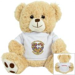 Autism Heart Puzzle Tiger