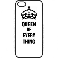 Queen Of Everything Phone Case