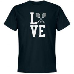 Love Badminton Shirt