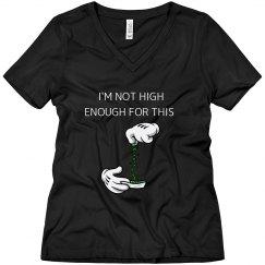 Not High Enough