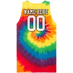 Custom Summer Event Tie Dyes