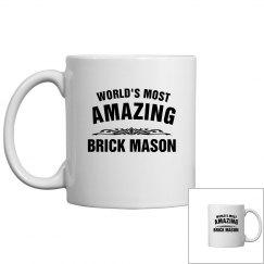 Amazing Brick Mason