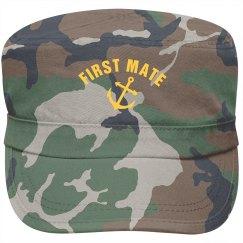 First mate cap