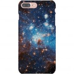 Dark Space Nebula Phone Case