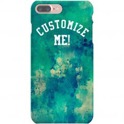 Custom Text iPhone Cases