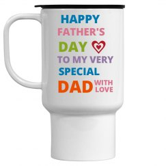 Happy Father's Day Coffee Mug