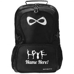 Cheer Love Fan Backpack